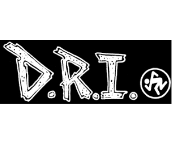 D.R.I. - Name - Patch